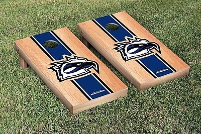 Victory Tailgate Broward Seahawks Hardcourt Stripe Version Cornhole Game Set