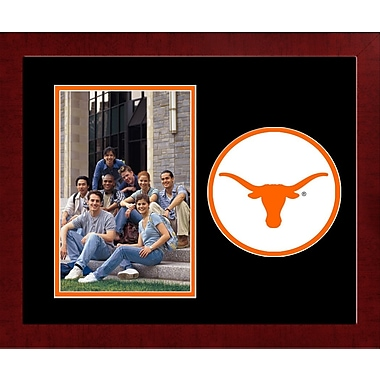 Campus Images NCAA Spirit Picture Frame; Texas Longhorns
