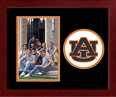Campus Images NCAA Spirit Picture Frame; Auburn Tigers