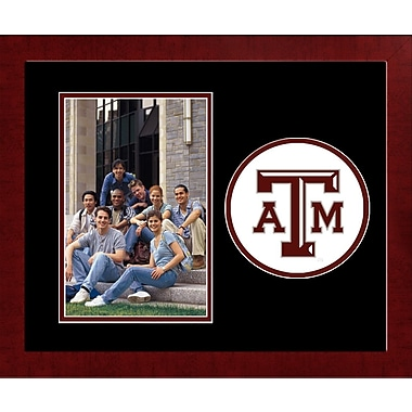 Campus Images NCAA Spirit Picture Frame; Texas A&M Aggies