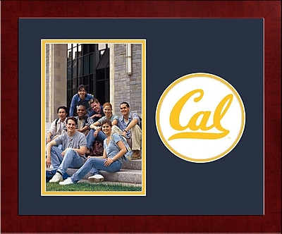 Campus Images NCAA Spirit Picture Frame; Cal Golden Bears
