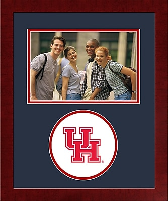 Campus Images NCAA Spirit Picture Frame; Houston Cougars
