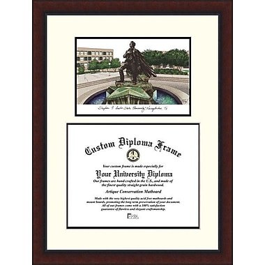 Campus Images NCAA Legacy Scholar Diploma Picture Frame; Stephen F Austin Lumberjacks