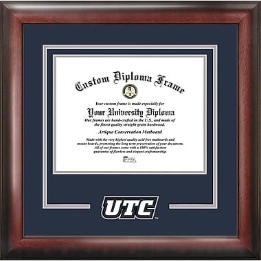 Campus Images NCAA Spirit Diploma Picture Frame; UTC Mocs