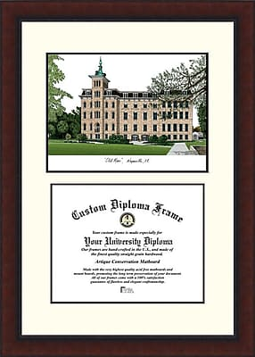 Campus Images NCAA Legacy Scholar Diploma Picture Frame; North Central Cardinals