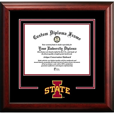 Campus Images NCAA Spirit Diploma size; Iowa State Cyclones