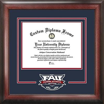 Campus Images NCAA Spirit Diploma size; Florida Atlantic University Owls