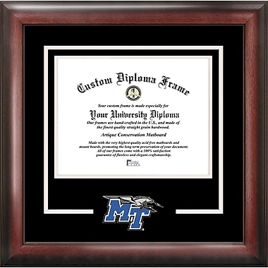 Campus Images NCAA Spirit Diploma size; Mid. Tenn. St. Blue Raiders