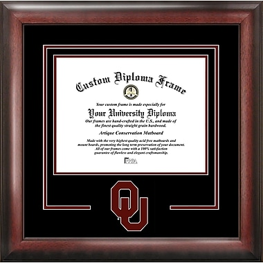 Campus Images NCAA Spirit Diploma size; Oklahoma Sooners