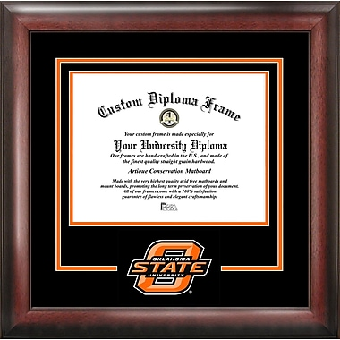 Campus Images NCAA Spirit Diploma size; Oklahoma State Cowboys