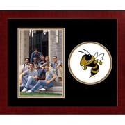 Campus Images NCAA Spirit Picture Frame; Georgia Tech Yellow Jackets