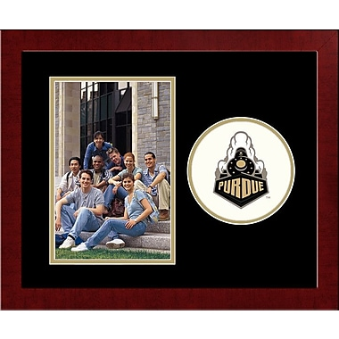Campus Images NCAA Spirit Picture Frame; Purdue Boilermakers