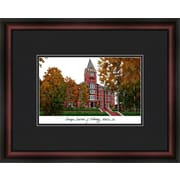 Campus Images Academic Lithograph Picture Frame; Georgia Tech Yellow Jackets