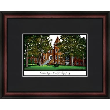 Campus Images Academic Lithograph Picture Frame; Northern Arizona Lumberjacks
