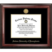 Campus Images NCAA Gold Embossed Diploma Picture Frame; Indiana Univ, PA