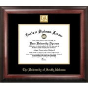 Campus Images NCAA Gold Embossed Diploma Picture Frame; South Alabama Jaguars