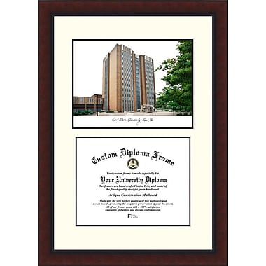 Campus Images NCAA Legacy Scholar Diploma Picture Frame; Kent State Golden Flashes