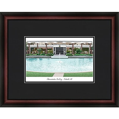 Campus Images Academic Lithograph Picture Frame; Central Florida Knights