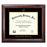 Campus Images NCAA Gold Embossed Diploma Picture Frame; Georgia State Panthers