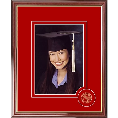 Campus Images Graduate Portrait Picture Frame; Louisville Cardinals