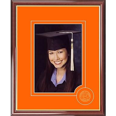 Campus Images Graduate Portrait Picture Frame; Illinois Fighting Illini