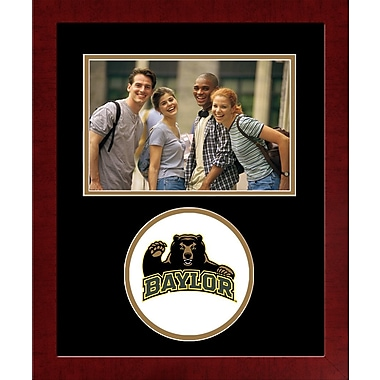 Campus Images NCAA Spirit Picture Frame; Baylor Bears