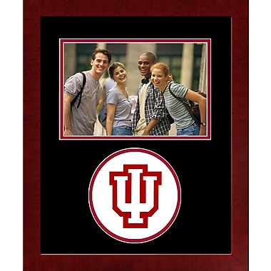 Campus Images NCAA Spirit Picture Frame; Indiana Hoosiers