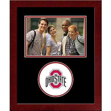 Campus Images NCAA Spirit Picture Frame; Ohio State Buckeyes