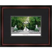 Campus Images Academic Lithograph Picture Frame; Georgia Bulldogs
