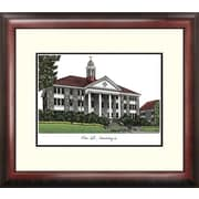 Campus Images Alumnus Lithograph Framed Photographic Print; James Madison Dukes