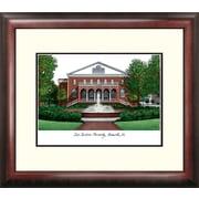 Campus Images Alumnus Lithograph Framed Photographic Print; East Carolina Pirates