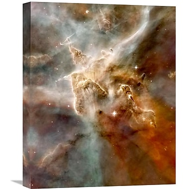 Global Gallery Carina Nebula Photographic Print on Wrapped Canvas; 20'' H x 16'' W x 1.5'' D