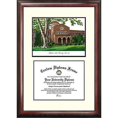 Campus Images NCAA Scholar Diploma Picture Frame; Cal State Chico Wildcats