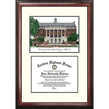 Campus Images NCAA Scholar Diploma Picture Frame; Florida A&M Rattlers