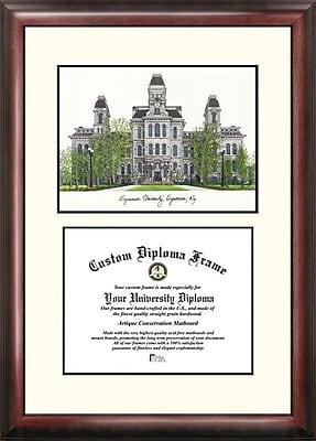 Campus Images NCAA Scholar Diploma Picture Frame; Syracuse Orange