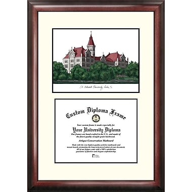 Campus Images NCAA Scholar Diploma Picture Frame; St. Edward's Hilltoppers