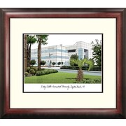 Campus Images Alumnus Lithograph Framed Photographic Print; Embry-Riddle Eagles