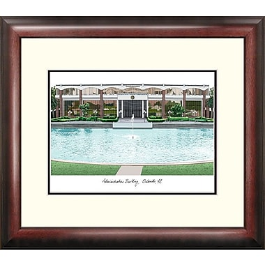 Campus Images Alumnus Lithograph Framed Photographic Print; Central Florida Knights