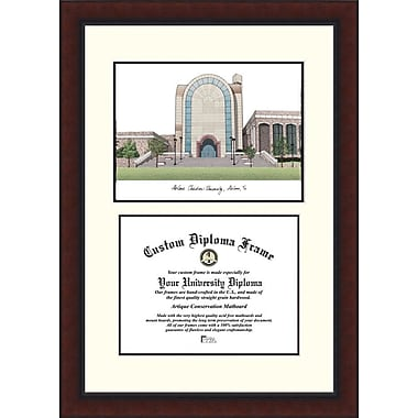 Campus Images Legacy Scholar Picture Frame; Abilene Wildcats
