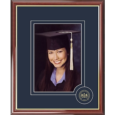 Campus Images Graduate Portrait Picture Frame; Penn State Nittany Lions