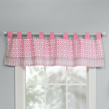 Trend Lab Lily 56'' Curtain Valance