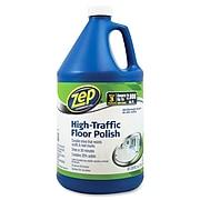 Zep® Commercial High Traffic Floor Polish, Step 3 Finish, 1 Gallon