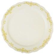 Fineline Settings, Inc Heritage Embossed Dinner Plate (Set of 12)