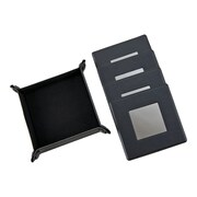 Creative Gifts International 5 Piece Square Coaster Set