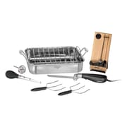 """Cuisinart® 16"""" Roasting Pan with Electric Knife (7117-16EPS)"""