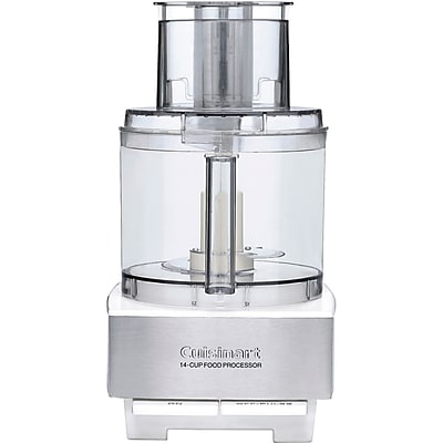 Cuisinart® 14-Cup Food Processor, White