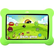 "Worryfree Gadgets® Zeepad 7"" Kids Tablet, 4GB, Android 4.4 KitKat, Green"