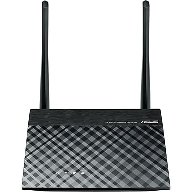 ASUS® RT-N300 Ethernet Wireless Router, 300 Mbps, 5-Port (RT-N300 )