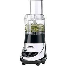 Cuisinart® SmartPower Duet 3-Cup Blender/Food Processor, Brushed Chrome