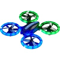 Odyssey Toys X-7 Micro-Lite 6-Axis Radio Controlled Aircraft Toy Drone